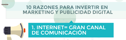 10 razones para invertir en marketing y publicidad digital