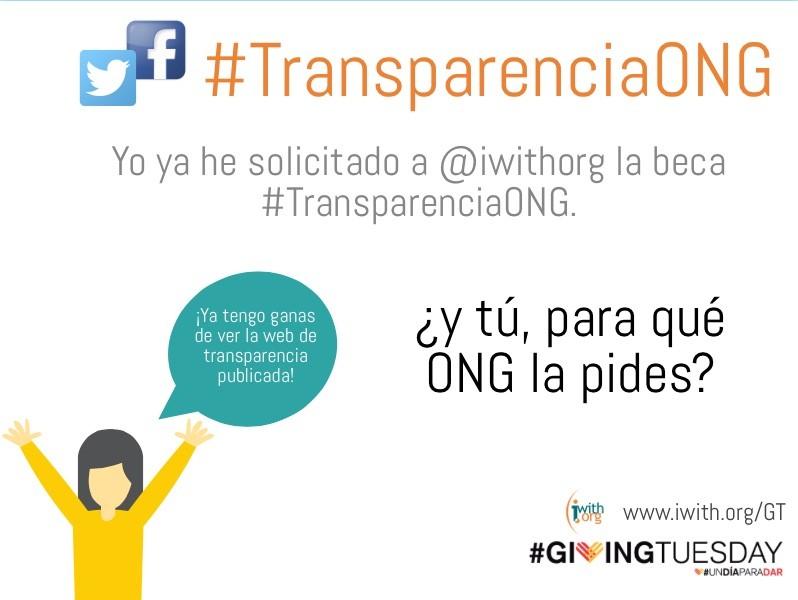 Cartel_TransparenciaONG