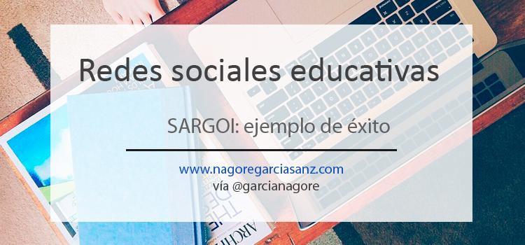 Sargoi redes sociales educativas