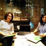 Isabel Álvarez,  HEZInglish: 'Para emprender hay que ser valiente'