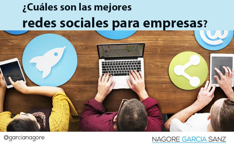 Mejores redes sociales para la empresa