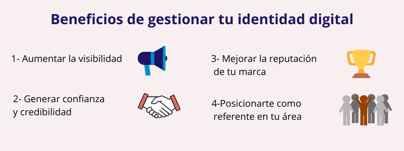 beneficios de identidad digital