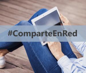 Plan redes sociales #comparteEnRed